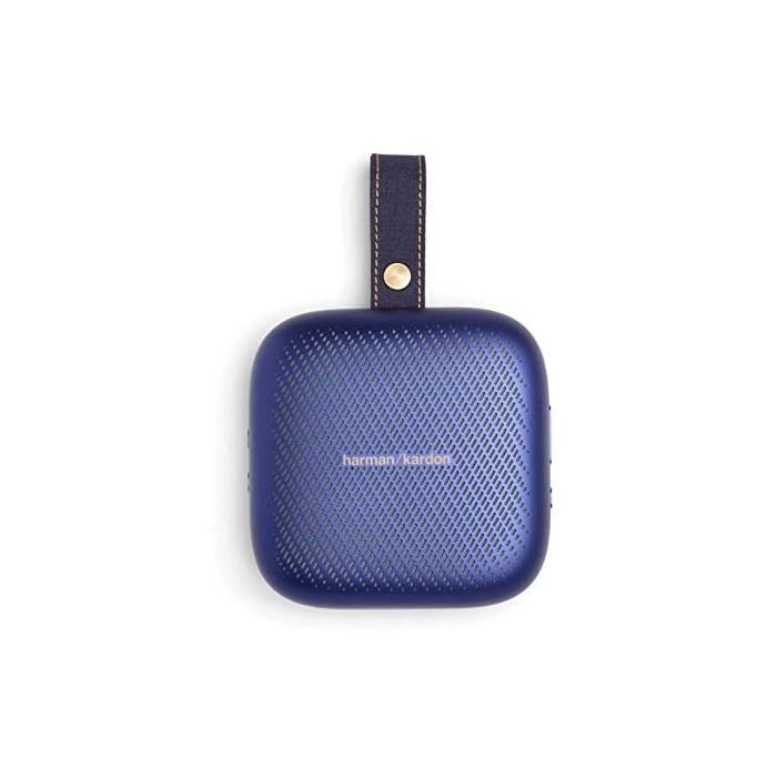 하만카돈 Harman Kardon Neo - Portable Bluetooth Speaker with Strap - Blue, One Color, Blue-9-2217635577
