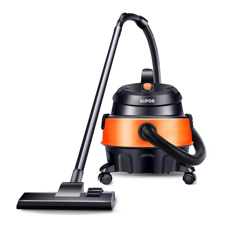 공업용청소기 흡입력좋은 업소용 사무실 청소기 Supor, 주황색 (POP 5557966695)