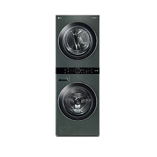 LG전자 W16GT 트롬 워시타워 원바디세탁건조기 포레스트 그린, 세탁기/세탁기