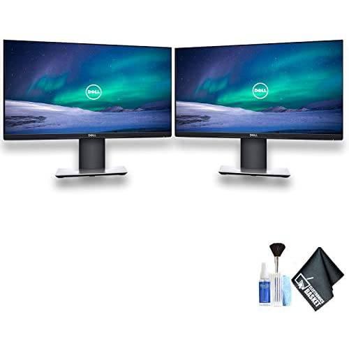 Visit the Dell Store Dell P2419H 23.8 16:9 Ultrathin Bezel IPS Monitor, 상세내용참조