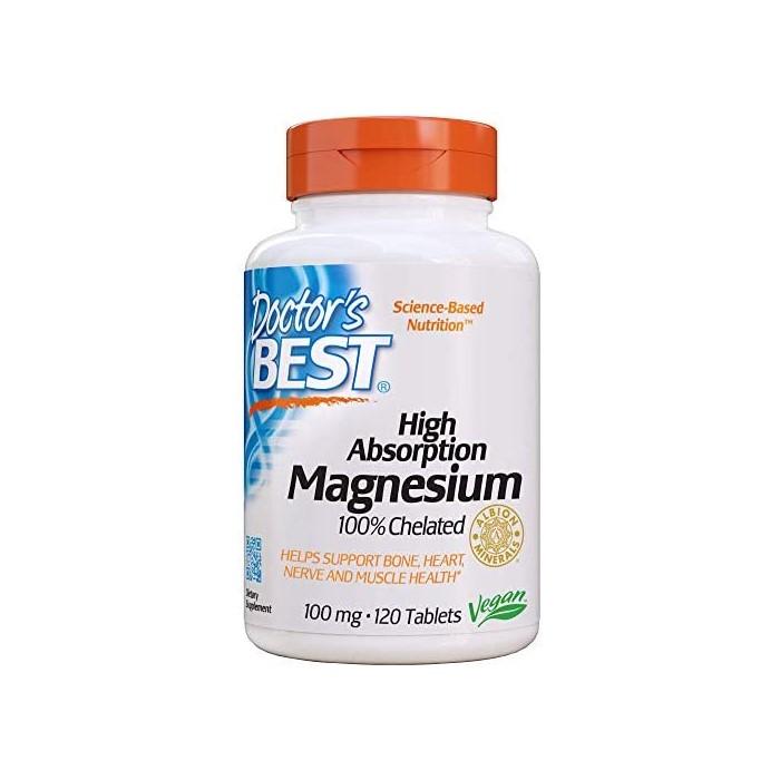 마그네슘영양제 닥터스베스트 Magnesium 120정 p10, One Size, One Color