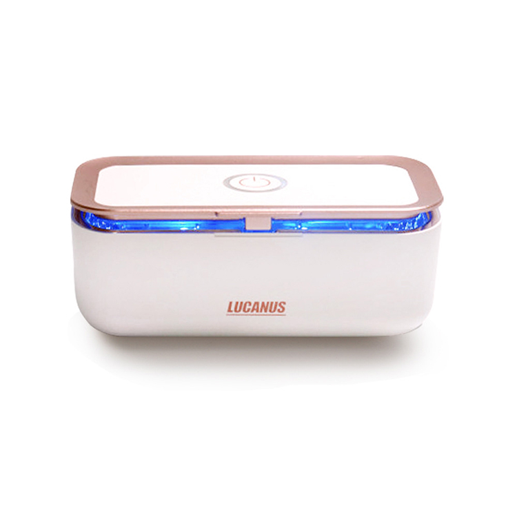 신제품 루카너스 UV-C 마스크살균기 스마트폰살균기 LNS-200ser, 실버