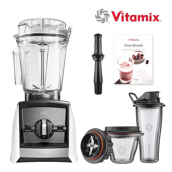 [Vitamix] 바이타믹스 A2300i Super Package, 화이트