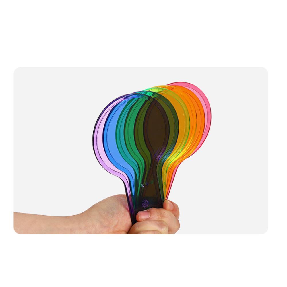 색혼합 관찰돋보기 어린이집 색깔공부 추천완구 예쁜돋보기