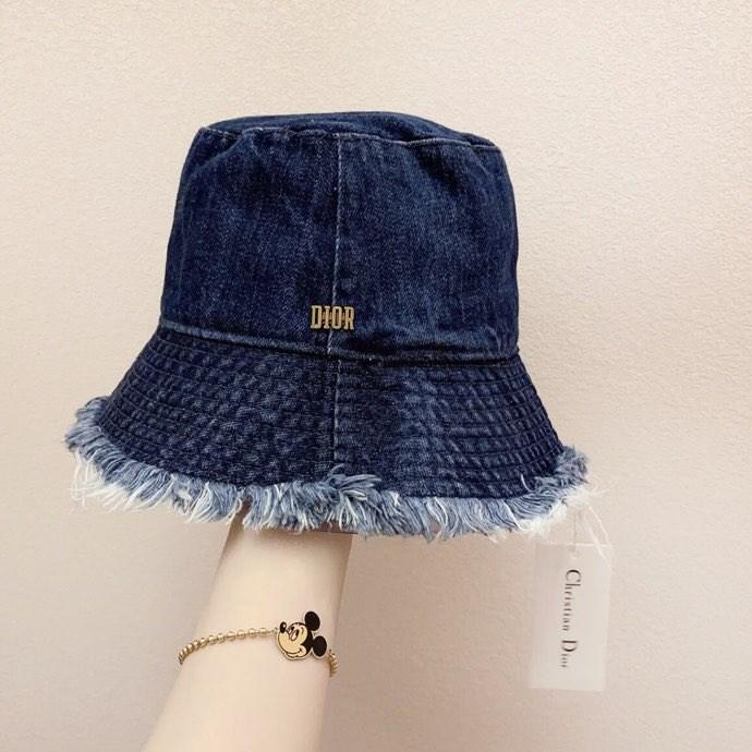 디올09 해외11 여성용 버킷햇 벙거지 모자 5115