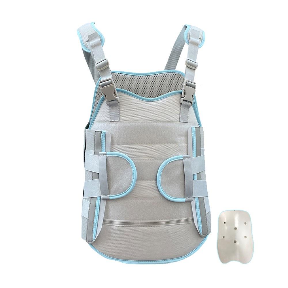 허리보조기 TLSO 의료용 환자용 허리 척추 보조기 골절수술 허리복대, L