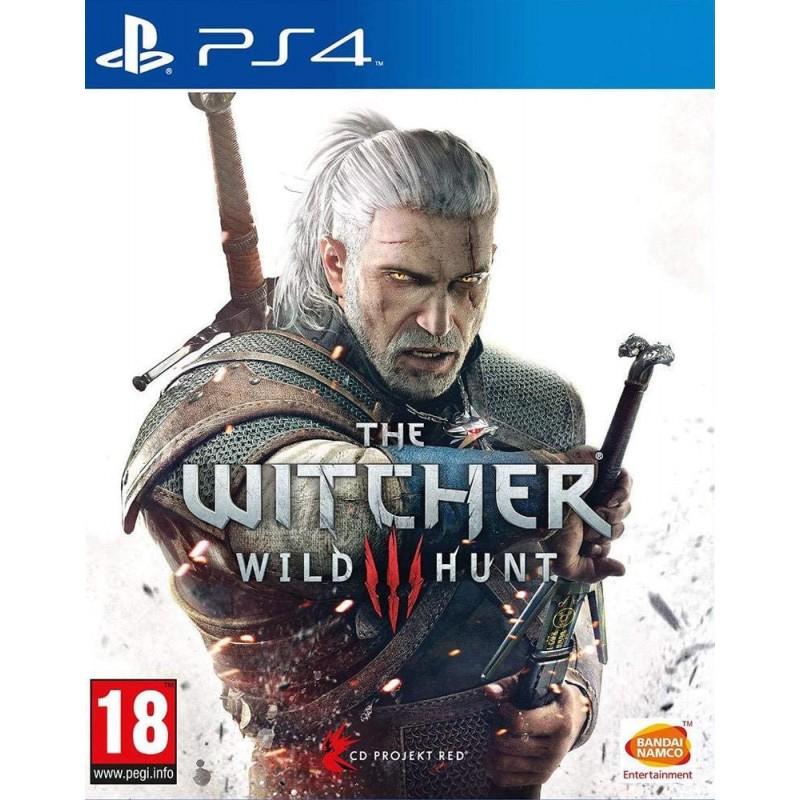 더 위쳐 3 : 와일드 헌트-PlayStation 4 [비디오 게임], 단일상품