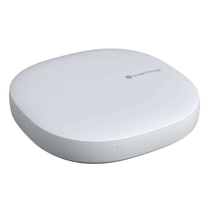 삼성 3세대 스마트싱스 허브 홈 모니터링 GP-U999SJVLGDA / Samsung 3rd Generation SmartThings Hub, 단일상품