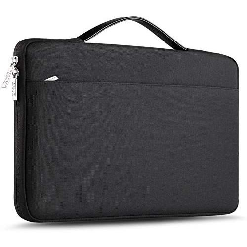 노트북 파우치 ZINZ 15-15.6 Inch Laptop Sleeve for All Model MacBook 15&quot & Most 15-15.6&quot Dell/Asus/Acer/HP/Toshiba/Lenovo Spill-Resistant Ultrab, Size = 13