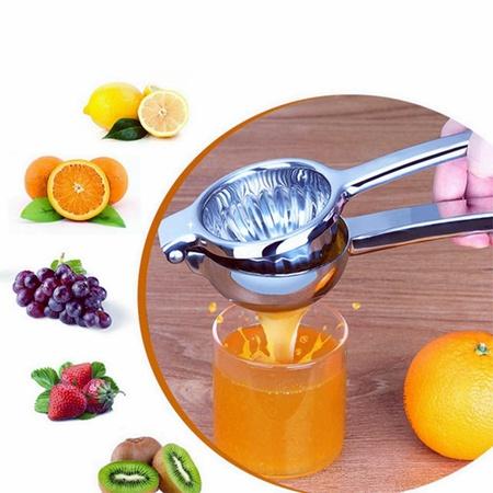 해외 스테인레스 스틸 라임 압착기 프레스 레몬 오렌지 과즙 짜는기구 감귤류 과일 과즙 짜는기구 주방 바, 은[350853]_One Size, 은[350853]_One Size, 은[350853]