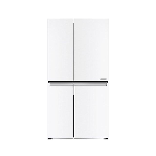 LG전자 디오스 양문형냉장고 S833W30 821L ..