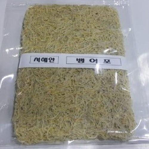웰빙건어물 뱅어포 10장 1봉 국산뱅어포 실치 칼슘덩어리, 130g