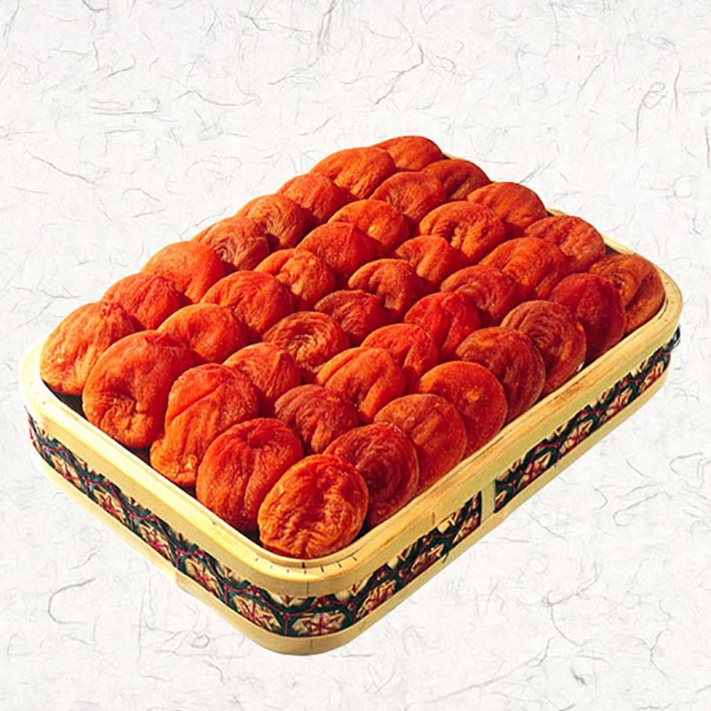 해피아 상주곶감 선물세트 반건시 건시 대봉 일반 실속형, 1세트, 23.으뜸곶감(대바구니)40~50개2kg