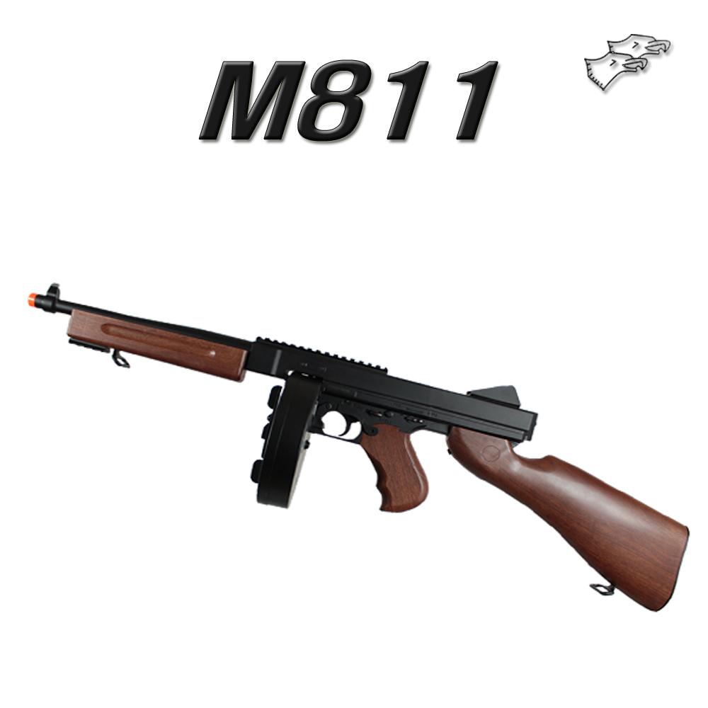 더블이글 M811 전동건 BB탄총, 1개