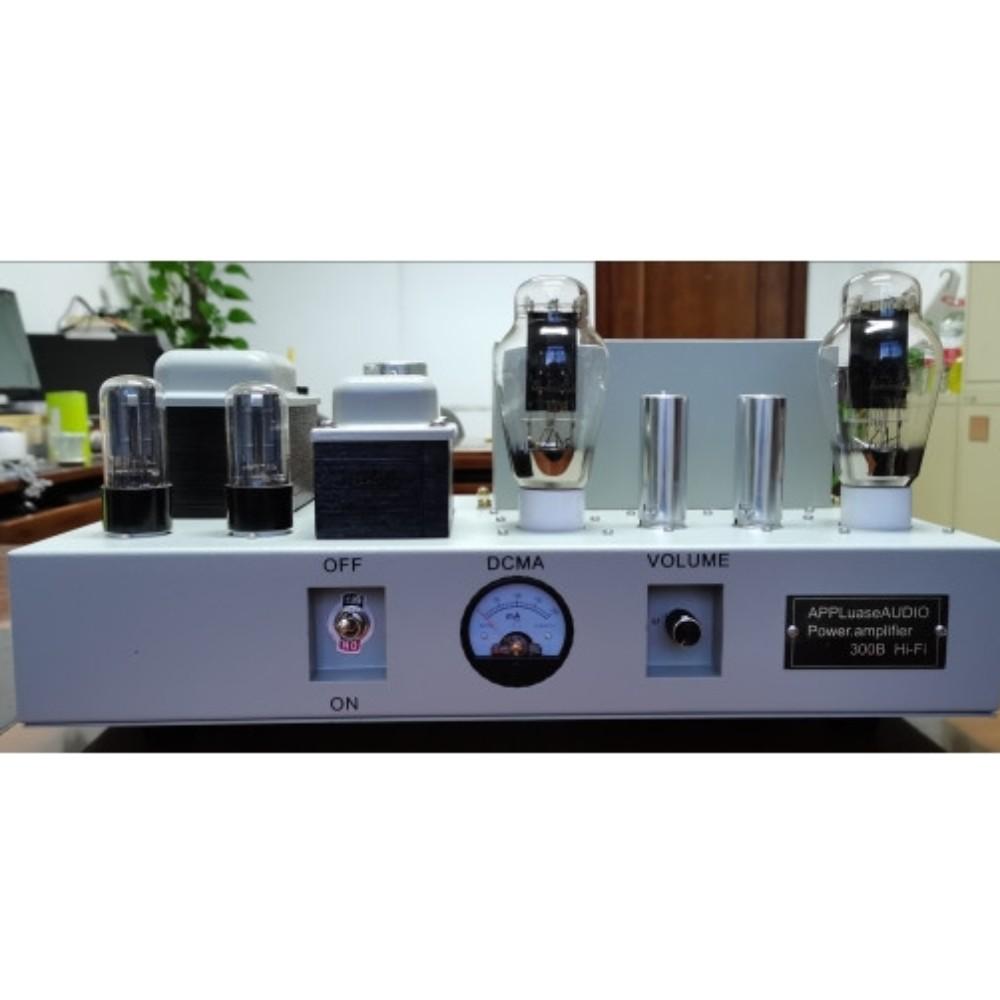 레트로 300b 진공관 앰프 A6F3+300B 리시버 전축, 단일상품(관부가세별도발생)