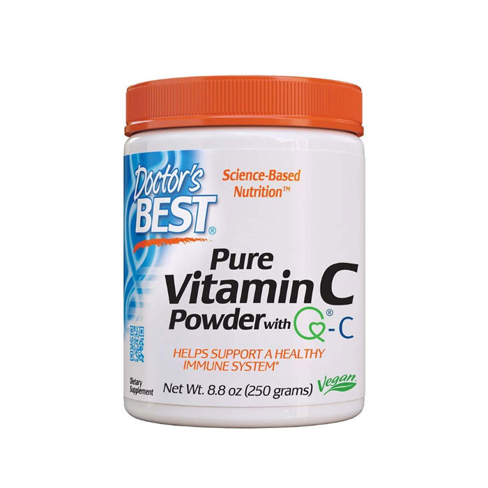 Doctors Best 닥터스베스트 비타민 C 파우더 250그램 / Doctors Best Vitamin C Powder with Quali-C 8.8oz