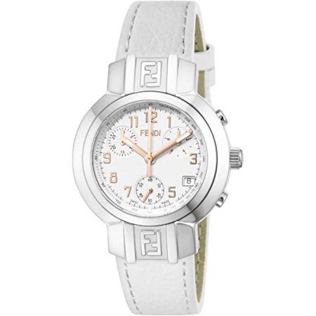 [펜디] 시계 Zucca Chrono F112100201 여성 병행 수입품 화이트 9999993339854