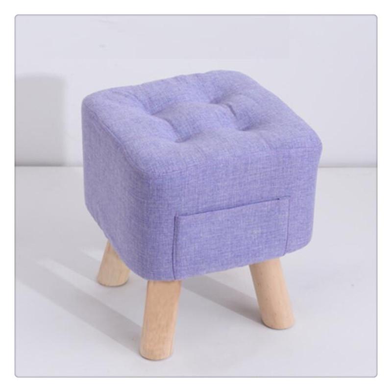 티피 패브릭 의자 가정용 패션 크리에이티브 소파 거실 벤치, A