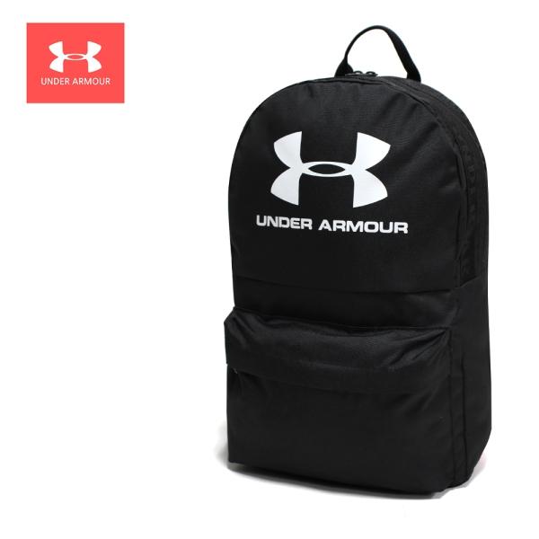 언더아머 언더아머 UA 루던 가방 백팩 스포츠 블랙 1342654-002, MISC