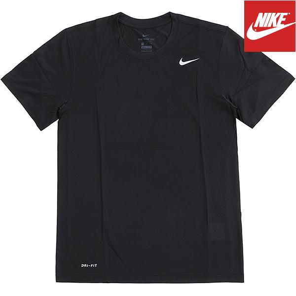 나이키 드라이핏 스우시 기본 반팔티셔츠 블랙 티셔츠-28-1485831784
