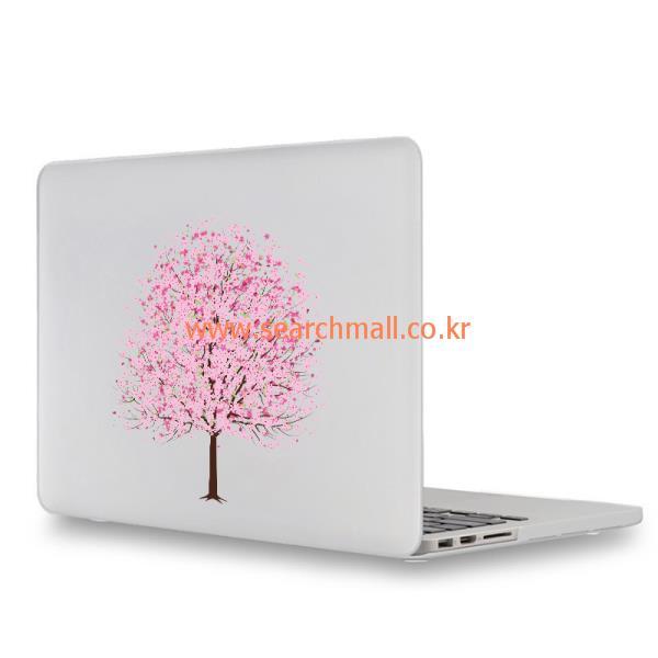 벚꽃 나무 애플 맥북 스티커 프로 에어 11 12 13 15 인치 맥 hp 델 노트북 데칼[노트북스킨0205], Custom size