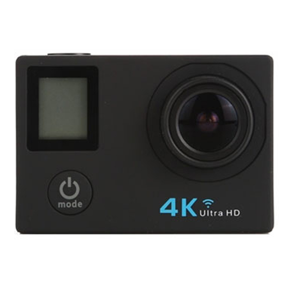유프로 가성비 와이파이 방수 미니 4k 액션캠 + 추가배터리, 유프로 FP모델 블랙 + 16기가 메모리