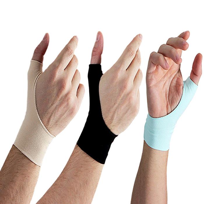 이돕 손가락 손목 보호대 2PCS(엄지 서포터)색상사이즈기재요망, 1set