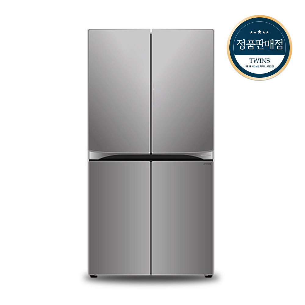 LG전자 F873SN11E 디오스 1등급 4도어 냉장고 샤이니 사피아노 (POP 5607855988)