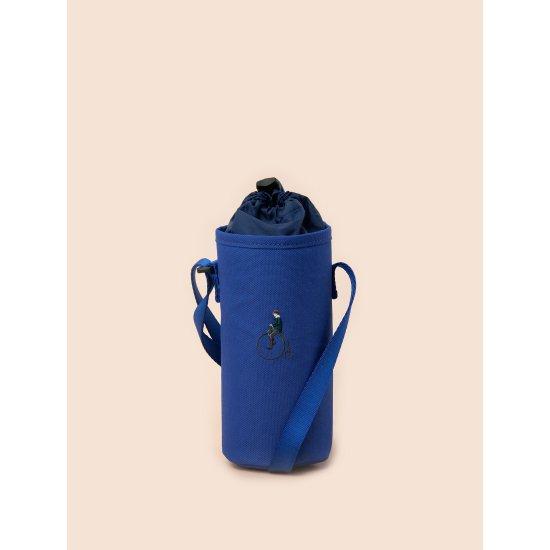 빈폴키즈 블루 신학기 원통 물통 가방 (BI02D4U02P)