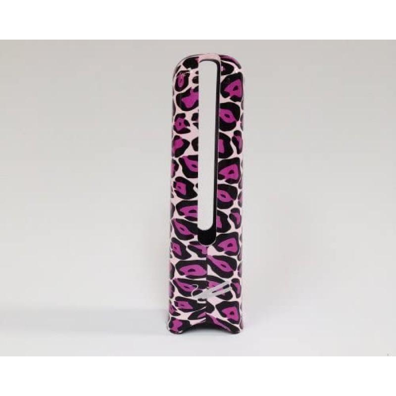 핑크 레오파드 프린트 히트 가드 프로텍터 용 헤어 스트레이트너 는 GHD 클라우드 나인 그녀 ION 오리지널에 의해 FHI에 적, 단일옵션, 단일옵션