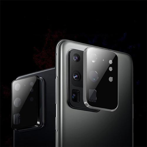 [사은품 증정] 우레탄 필름 + 프리미엄 3D 풀커버 카메라렌즈 강화유리 보호캡 1세트 갤럭시 노트20