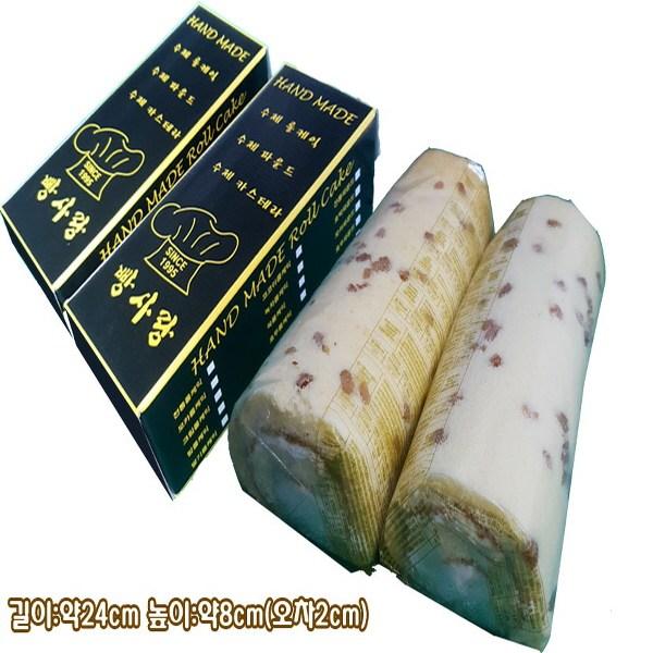 빵사랑 호두롤선물포장(2개), 1개
