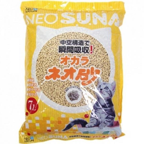 콩 비지 모래 7L 고양이모래 용변용모래