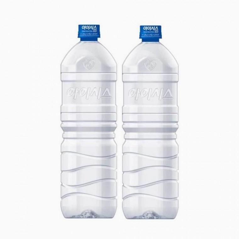 무라벨생수 롯데칠성 라벨없는 작은 살아있는 물 생수 500ml 2L 안전한 물추천 물주문, 무라벨 아이시스 2L 6페트