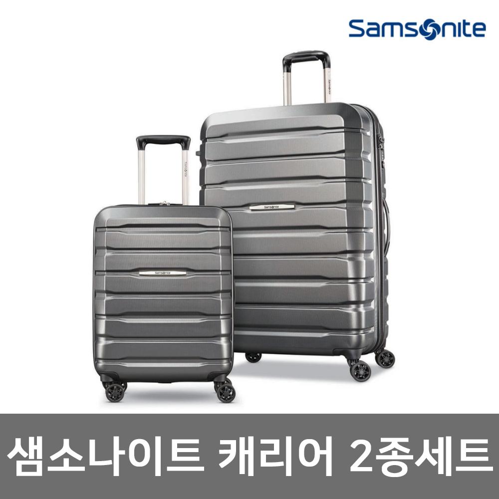 쌤소나이트 여행용 캐리어 테크1 세트 19인치 + 27인치 하드 기내용