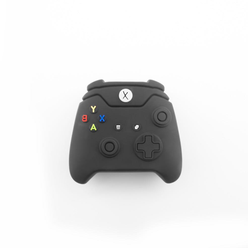 월크리 삼성 갤럭시 버즈 라이브 / 버즈프로 공용 실리콘 케이스 세트 커플 게임기 L045, 버즈 라이브 케이스