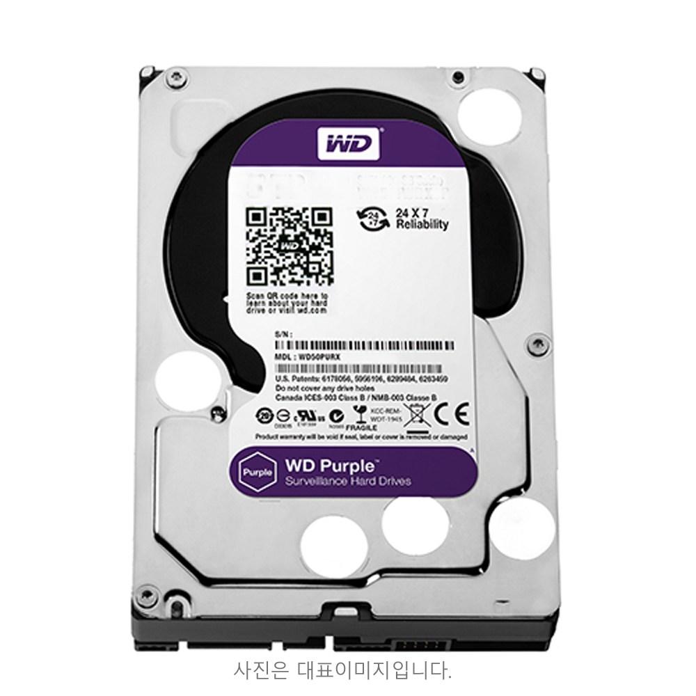 WD 6TB PURPLE WD60PURZ HDD (POP 165000769)