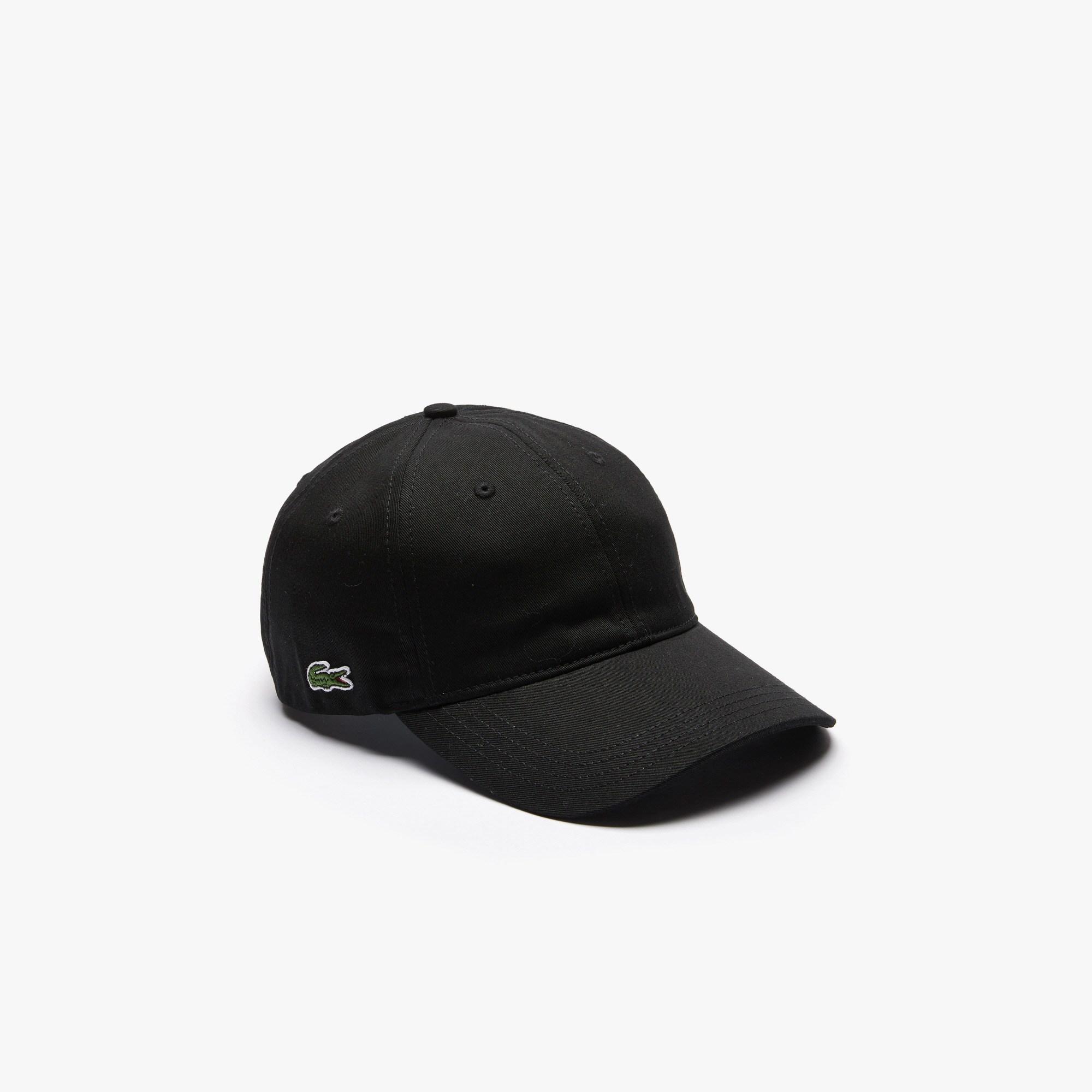 라코스테 콘트래스트 볼캡 모자 RK4709