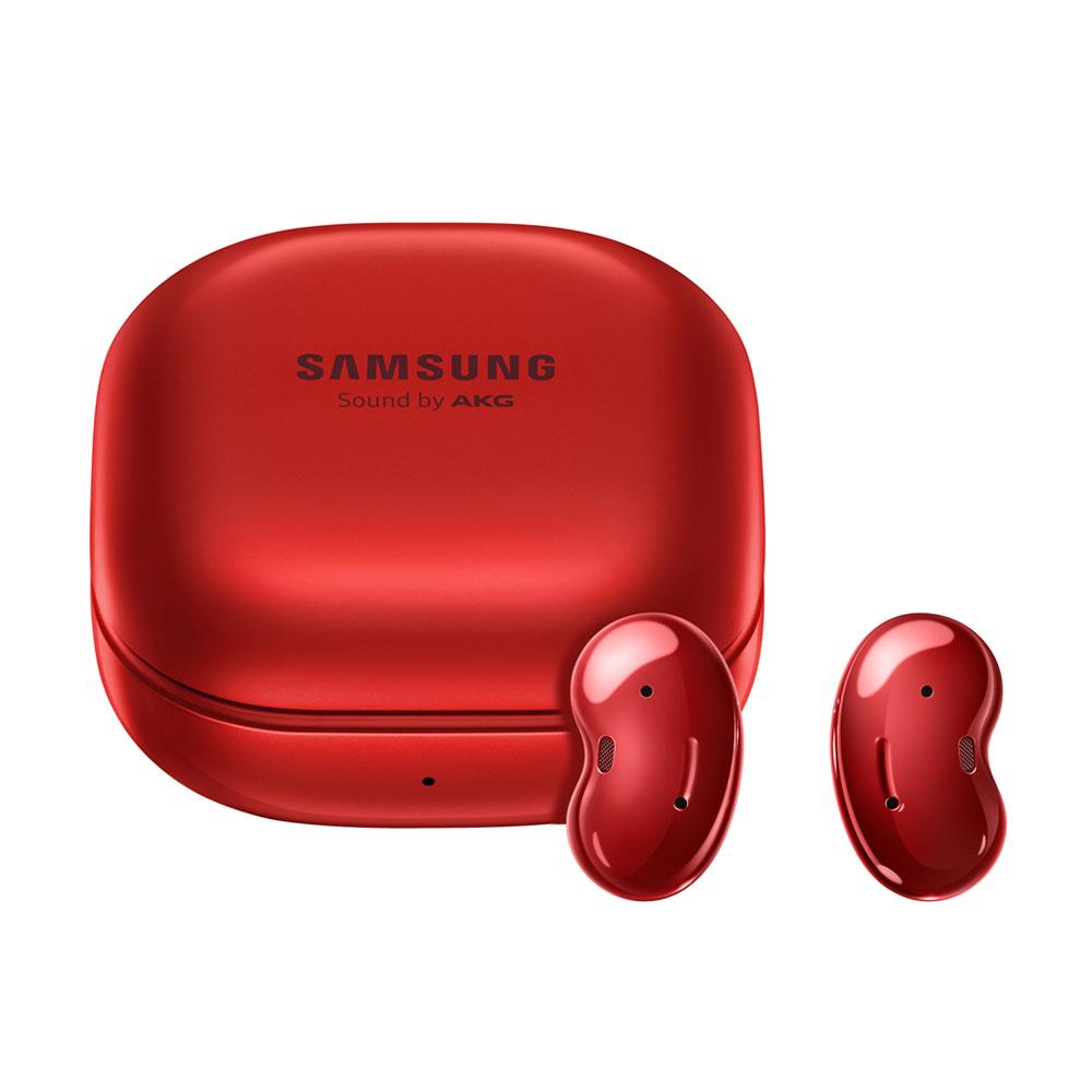 [삼성] 삼성정품 Galaxy Buds Live 갤럭시 버즈 라이브 레드