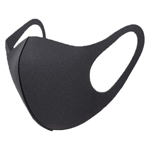(국내생산)ATB 소재 빨아쓰는 향균 99.9% 마스크 (블랙), 1개