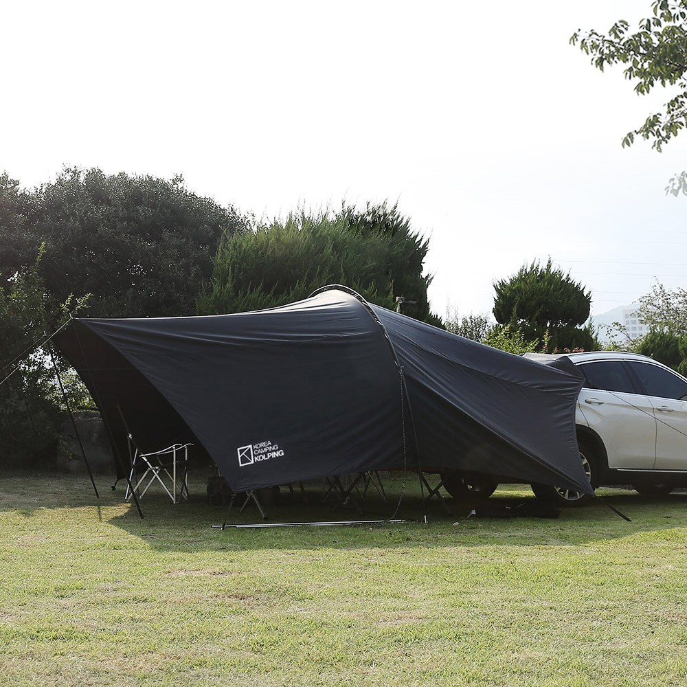 콜핑 사계절 돔 텐트 카쉘터-엣지돔 KFN2214U, 010, BLACK