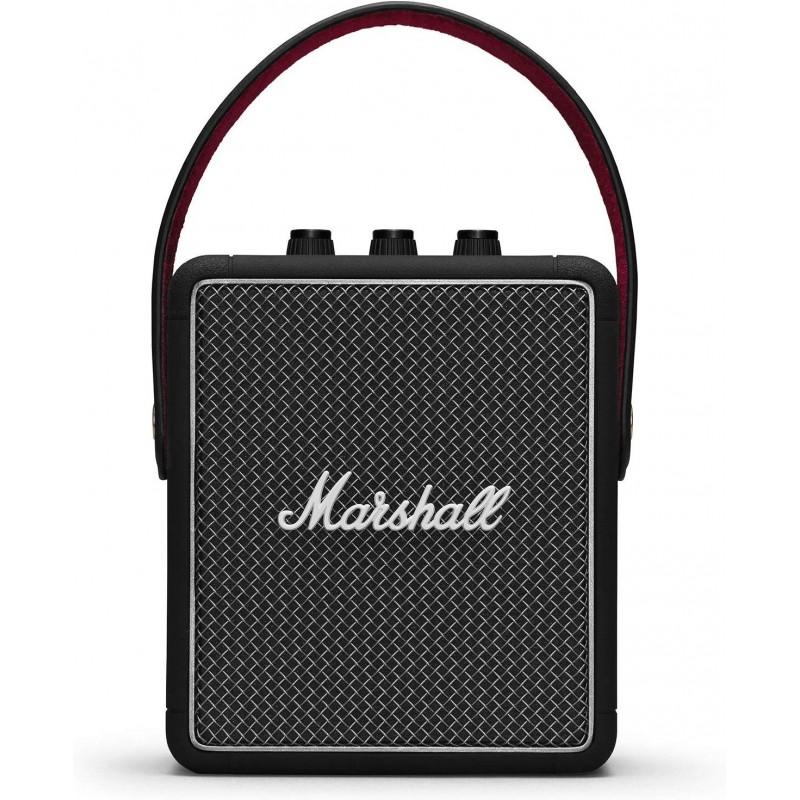 마샬 스톡웰 II 휴대용 블루투스 스피커 - 블랙