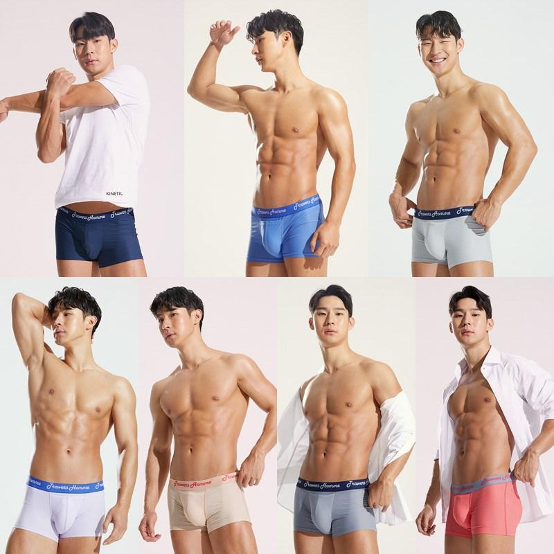남성용 기능성팬티 트로즈 옴므 [단품]