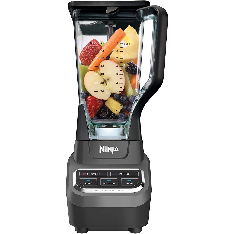 [100% 미국 정품] Ninja 닌자 블렌더 초고속 믹서기 BL610 김종국 믹서기