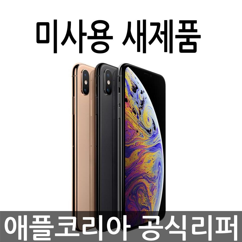 애플 아이폰 XS 공기계 애플코리아 공식 리퍼 자급제, 골드, 아이폰 Xs 64G
