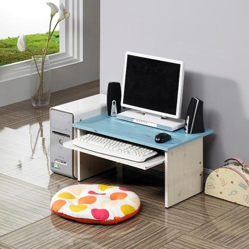 비바체 나드레좌식컴퓨터책상-HDCS600, 핑크워시