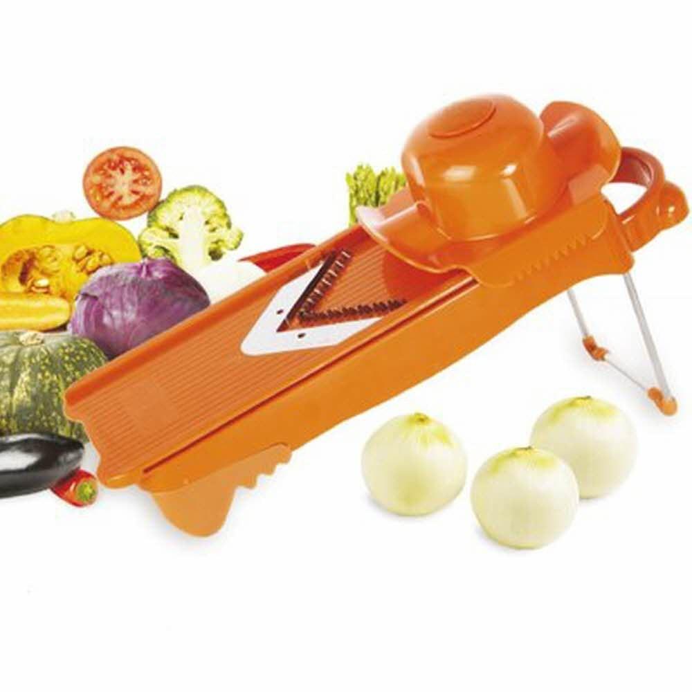 곰돌이채칼 곰돌이 퍼팩트채칼 만능채칼 무채칼 김장채칼 당근채칼 양배추채칼 슬라이서 홈쇼핑, 오렌지