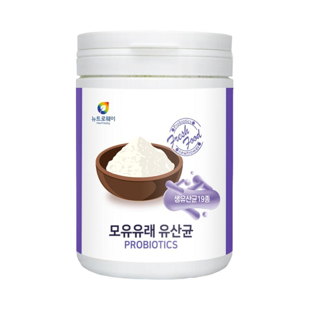 모유유래 유산균 장에좋은 생유산균 19 변비에좋은 유익균 락토 LGG 우리가족 장내유익균 프락토올리고당 비피더스균 요거트 우유 간편섭취 230g 1통, 230