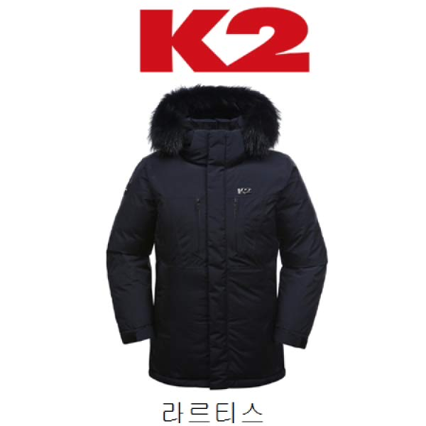 [현대백화점][K2]남성 고어텍스다운자켓 라르티스[KMW19527]