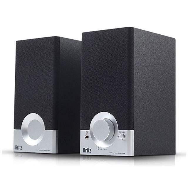 BRITZ스피커 Cuve Black2(BR-1000A), 클래식블랙
